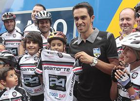 Contador promete más lucha en la segunda semana de la Vuelta porque llega su