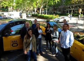 Taxi Pitch en Barcelona