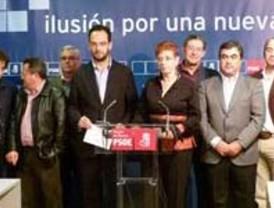 EL PSOE INSTA A VALCÁRCEL A PONER EN MARCHA UNA LEY DE FINANCIACIÓN DE LOS AYUNTAMIENTOS