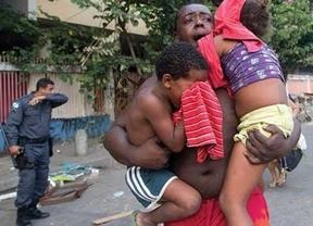 La otra cara del Mundial: Brasil limpia sus calles de pobres