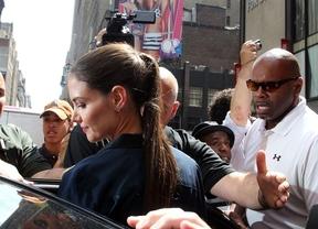 Empieza la batalla legal: Katie Holmes exige a Tom Cruise la custodia de Suri
