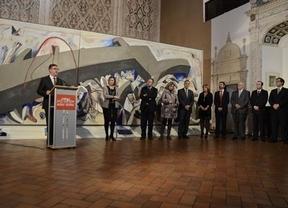 'Shoah', la exposición que recuerda al expulsión de los judíos y a las víctimas del Holocausto