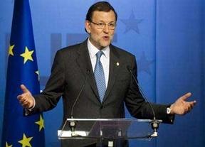 Rajoy recuerda ante líderes europeos que su legitimidad procede de las elecciones
