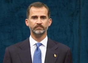 Felipe VI envía un mensaje a Cataluña: