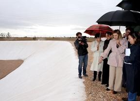 Se inaugura el tercer vaso de residuos de Torija, un proyecto paralizado durante dos años