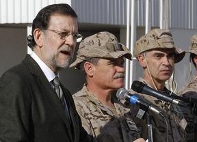 Rajoy, a las tropas destacadas en el extranjero: