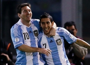 Di Maria lo tiene muy claro a pesar de la mala campaña del 'jefe' Messi: