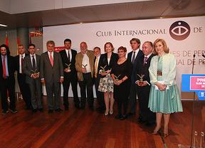 El Club Internacional de Prensa entregó sus 'Premios Internacionales de Periodismo'