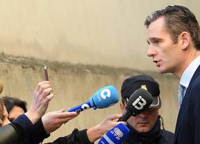 Hacienda atribuye a Urdangarin y Torres un presunto fraude de 470.000 euros