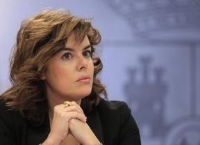 Unanimidad en la votación: Sáenz de Santamaría será vocal en la Ejecutiva y Pons, vicesecretario
