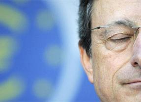 Los mercados, eufóricos: el euro y la prima de riesgo caen tras la bajada por sorpresa de los tipos del BCE