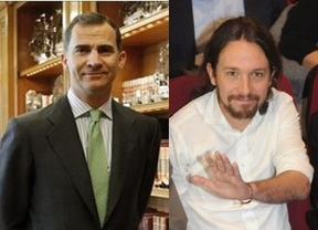 Pablo Iglesias: del Ritz al Rey