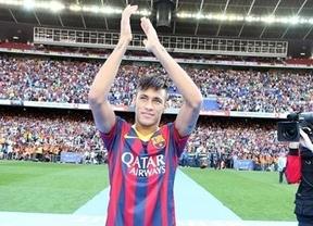 Neymar evita problemas con Messi: 'Vengo a ayudar a que siga siendo el mejor del mundo'