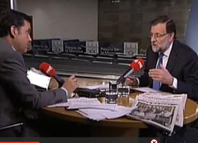 Rajoy presume del