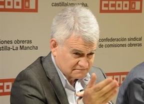 José Luis Gil (CCOO) califica de 'singular' la propuesta de García-Page de adelantar las elecciones