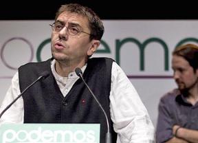 Juan Carlos Monedero ('Podemos'):