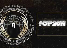 Anonymous 'amenaza' con la Operación 20-N