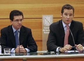 'Caso Urdangarín': el juez imputa a Matas por desviar fondos públicos de Baleares al Instituto Nóos
