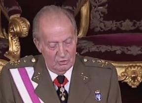Lo más comentado del discurso del Rey en Twitter: sus titubeos, achaques y baja forma