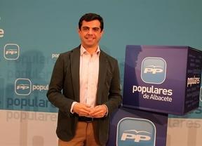 Javier Cuenca (PP) promete bajar impuestos y facilitar la implantación de empresas en Albacete