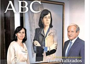 Y seguimos con los cuadros: el de María Emilia Casas, casi 60.000 euros