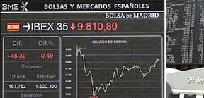 El Ibex continúa de 'festejos': sube un 4% con los ojos puestos en el fondo de rescate