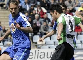 El Geta dice adiós a sus aspiraciones europeas tras empatar con el descendido Racing (1-1)