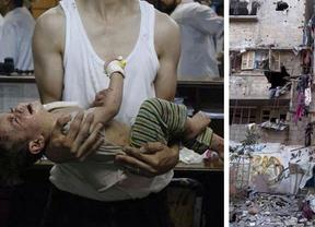 Israel bombardea un refugio de la UNRWA en Gaza