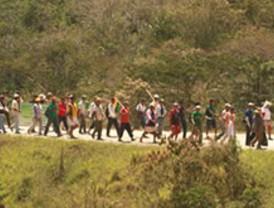 La marcha en defensa del TIPNIS emprende hacia La Paz
