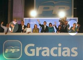 Aguirre-Gallardón: extrema rivalidad, extrema distancia