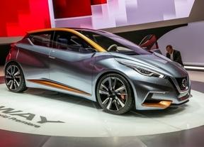 El Nissan Sway hará su primera aparición en España en el Salón de Barcelona