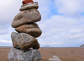 Un turista estadounidense podría ir a la cárcel 12 años por recoger piedras de una playa turca