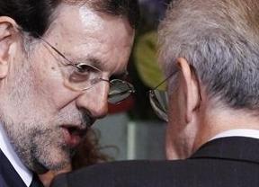 Rajoy, reunión el jueves con el 'príncipe' Monti