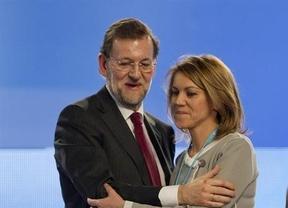 ¿Intento de reconciliación Cospedal-Rajoy? Irán juntos al Congreso del PPE para las europeas
