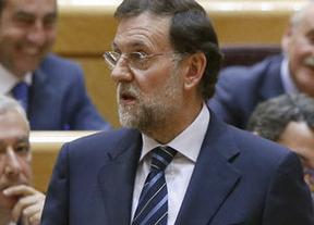 Rajoy defiende a sus ministros: 'No fue este Gobierno el de los brotes verdes'
