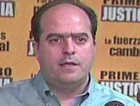 Julio Borges desmiente a Tarek Willian Saab