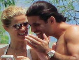Rafa Márquez y Jaydy Michel se casan