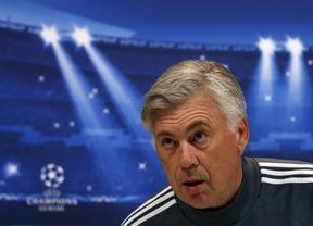 Ancelotti busca recuperar sensaciones en Champions: