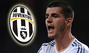 Las peores previsiones se cumplen: el 'juventino' Morata estará de baja dos meses tras su lesión