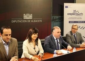 Estudiantes y empresarios de cinco países conocen las experiencias sobre empleo juvenil en Albacete