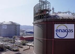 Enagás cifra en 120 millones anuales el impacto de la reforma del gas en sus ingresos hasta 2020