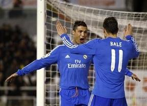 Otro partido loco de un Madrid que sufrió ante un Rayo valiente que rozó la remontada (2-3)
