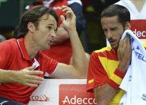 La ausencia de Nadal y Ferrer pesó demasiado: España dice adiós a la Davis con un 4-1 ante Alemania