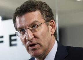 Feijóo, uno de los barones fuertes del PP, a favor de hablar con Ciudadanos si lo piden los electores