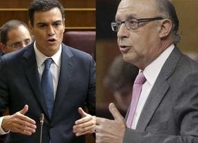 El debate de Presupuestos se convierte en un cruce para echar en cara los escándalos del contrario