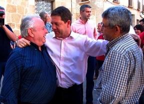 Page propone que el Día de Castilla-La Mancha se celebre en un colegio