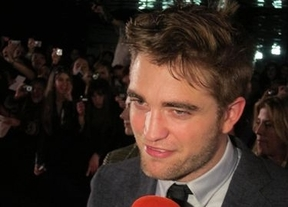 Robert Pattinson, el vampiro de 'Crepúsculo':