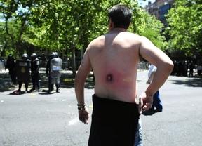 Sólo 2 de los detenidos en los incidentes de la marcha negra son mineros