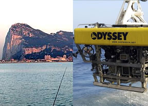 Gibraltar, cómplice de Odyssey para quedarse con el tesoro español robado