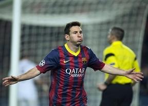 Champions: el Barça y Messi sufren pero acaban dando la talla ante el City y metiéndose en cuartos de final (2-1)